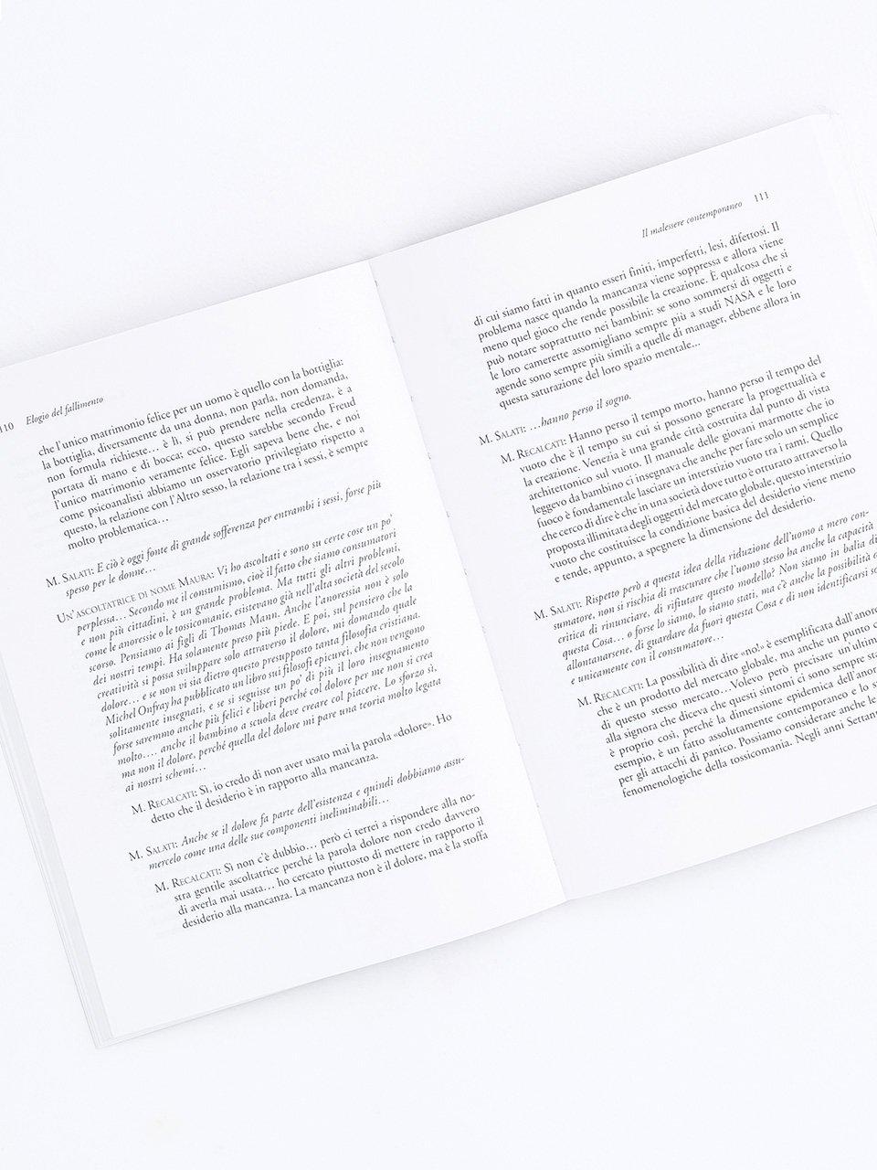 Elogio del fallimento - Libri - Erickson 2