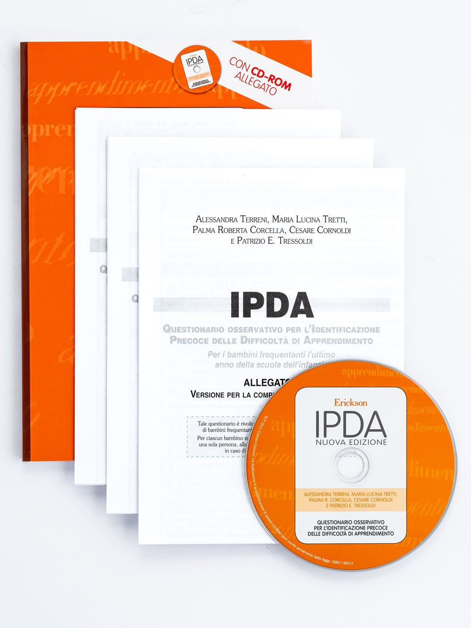 Test IPDA - Libri - Strumenti - Erickson 4
