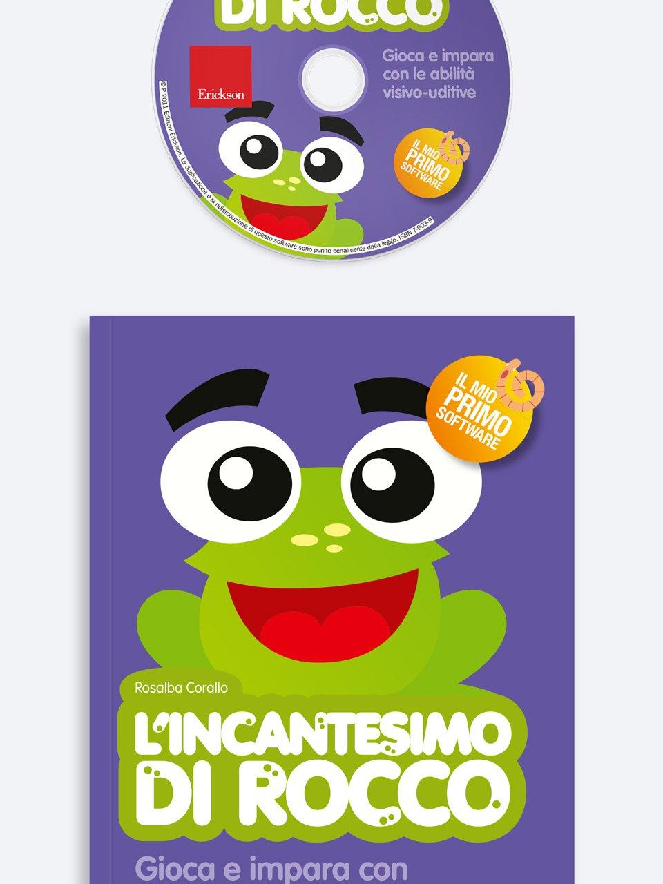 L'incantesimo di Rocco - Quattro stagioni per giocare - Libri - Erickson