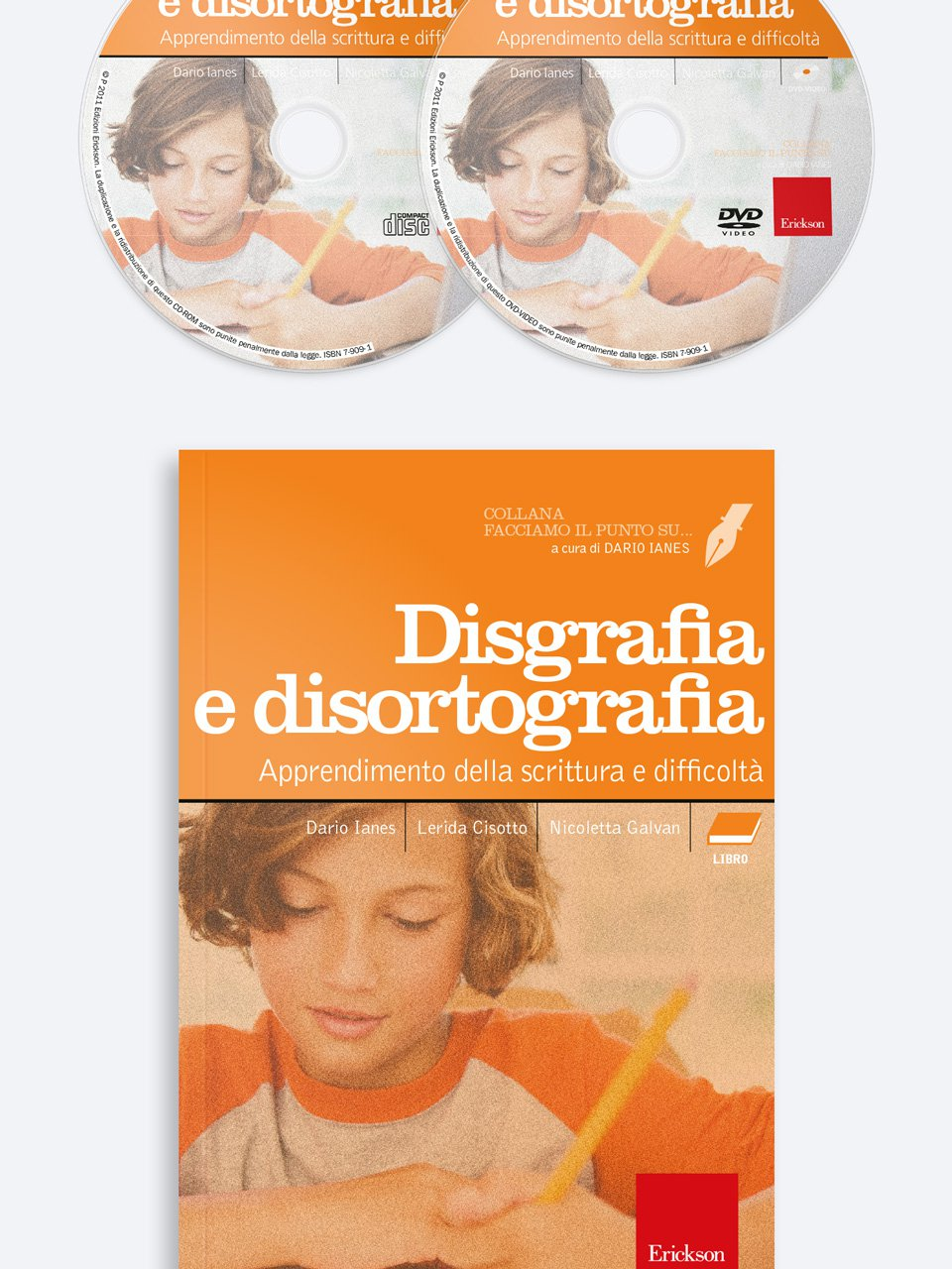 Facciamo il punto su... Disgrafia e disortografia - La valutazione inclusiva - Formazione - Erickson
