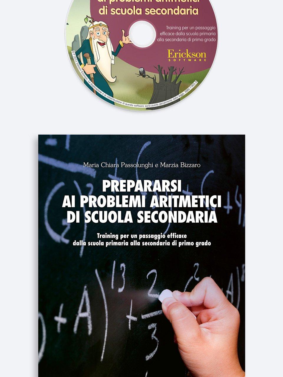 Prepararsi ai problemi aritmetici di scuola secondaria - Le proposte Erickson per i compiti-delle-vacanze - Erickson 3