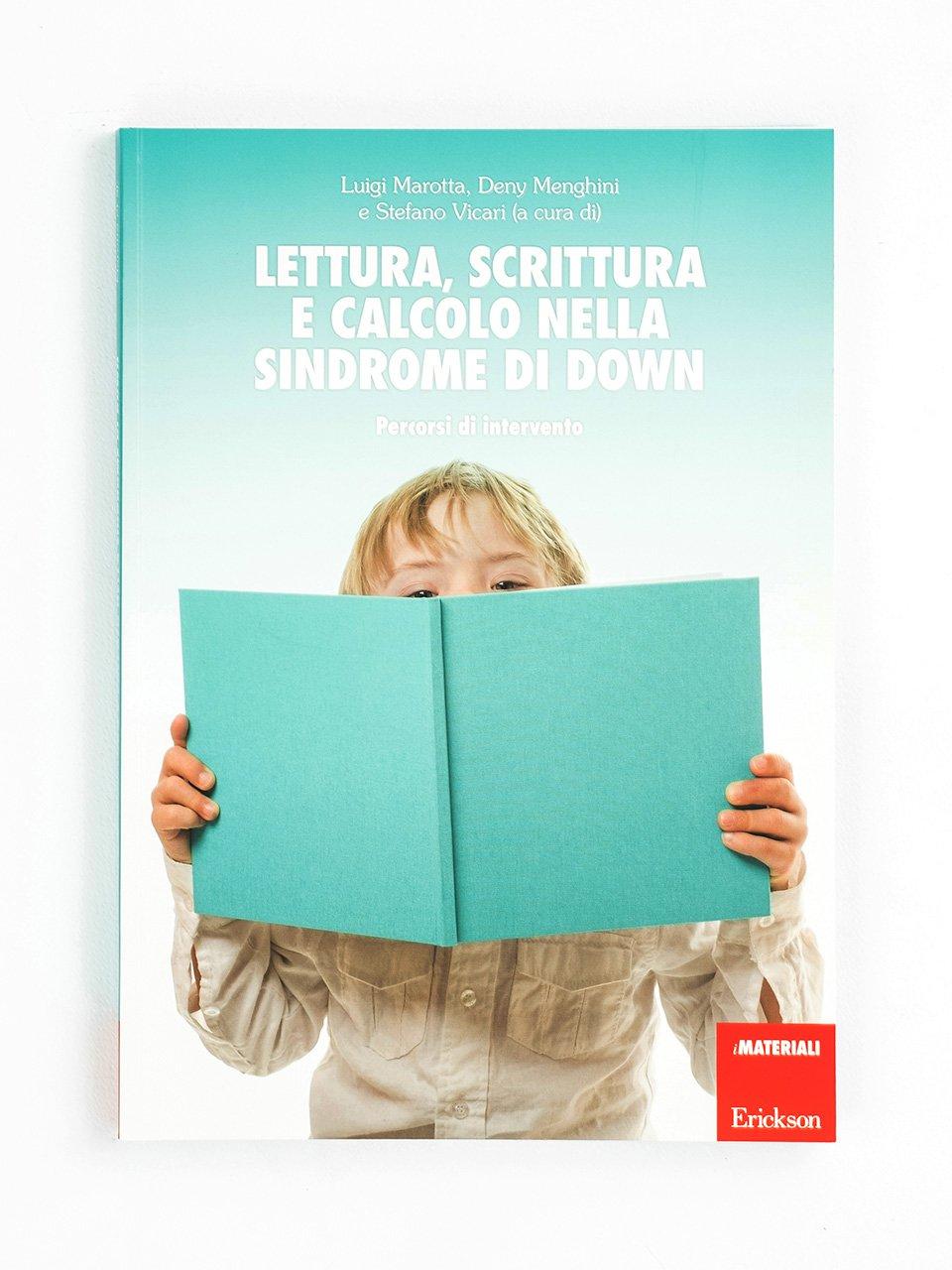 Lettura, scrittura e calcolo nella sindrome di Down - Laboratorio preposizioni articolate - Libri - Erickson