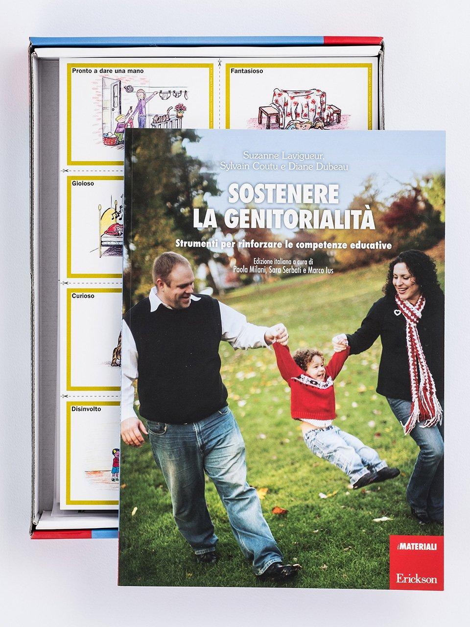 Sostenere la genitorialità - Libri - Erickson 2