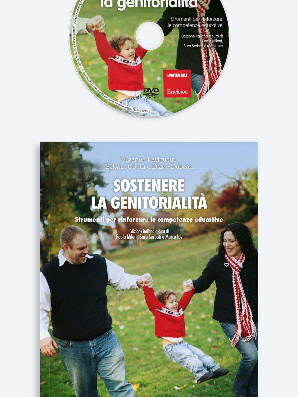 Sostenere la genitorialità - Libri - Erickson 3