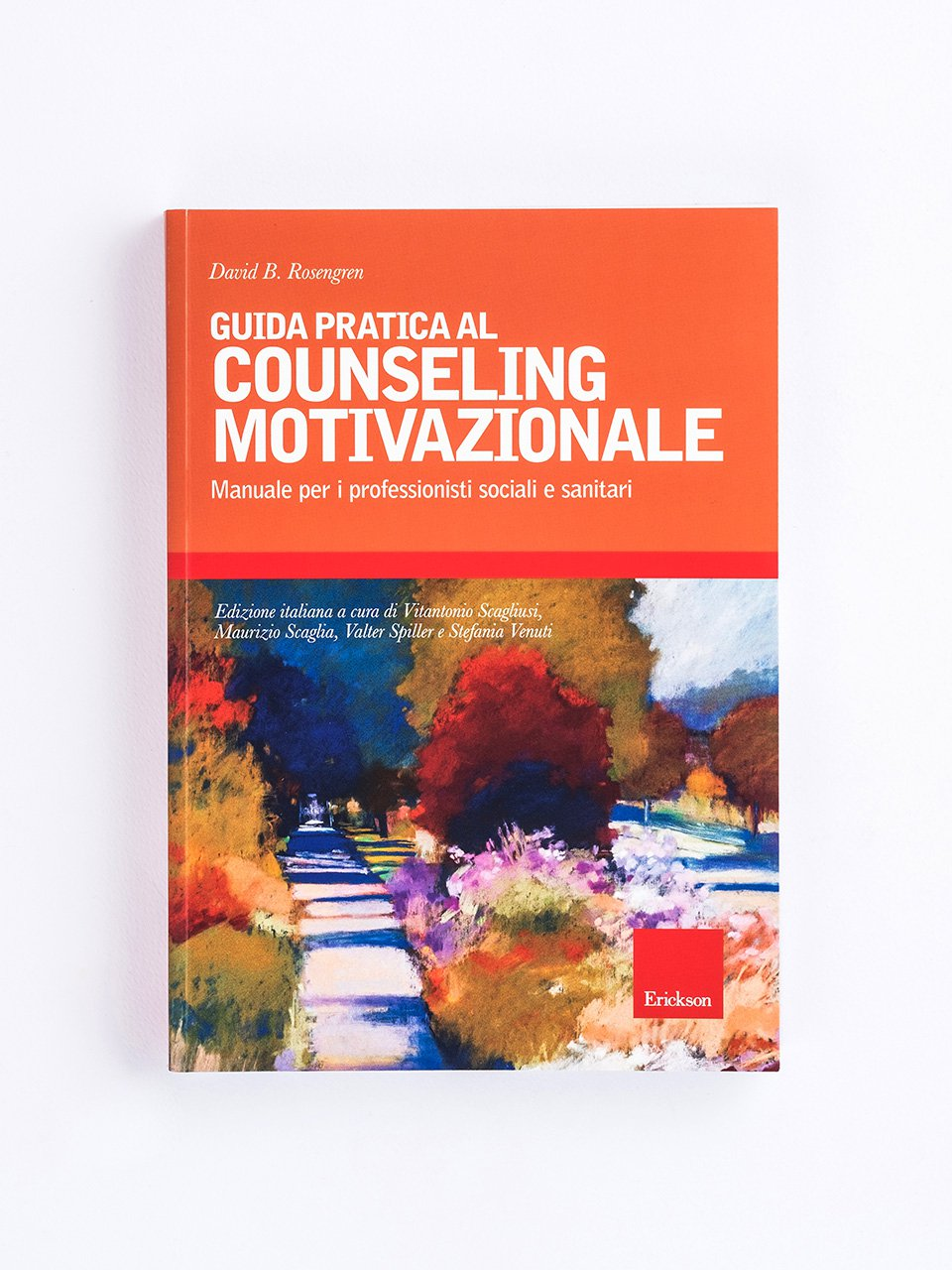 Guida pratica al counseling motivazionale - Terapista Occupazionale - Erickson