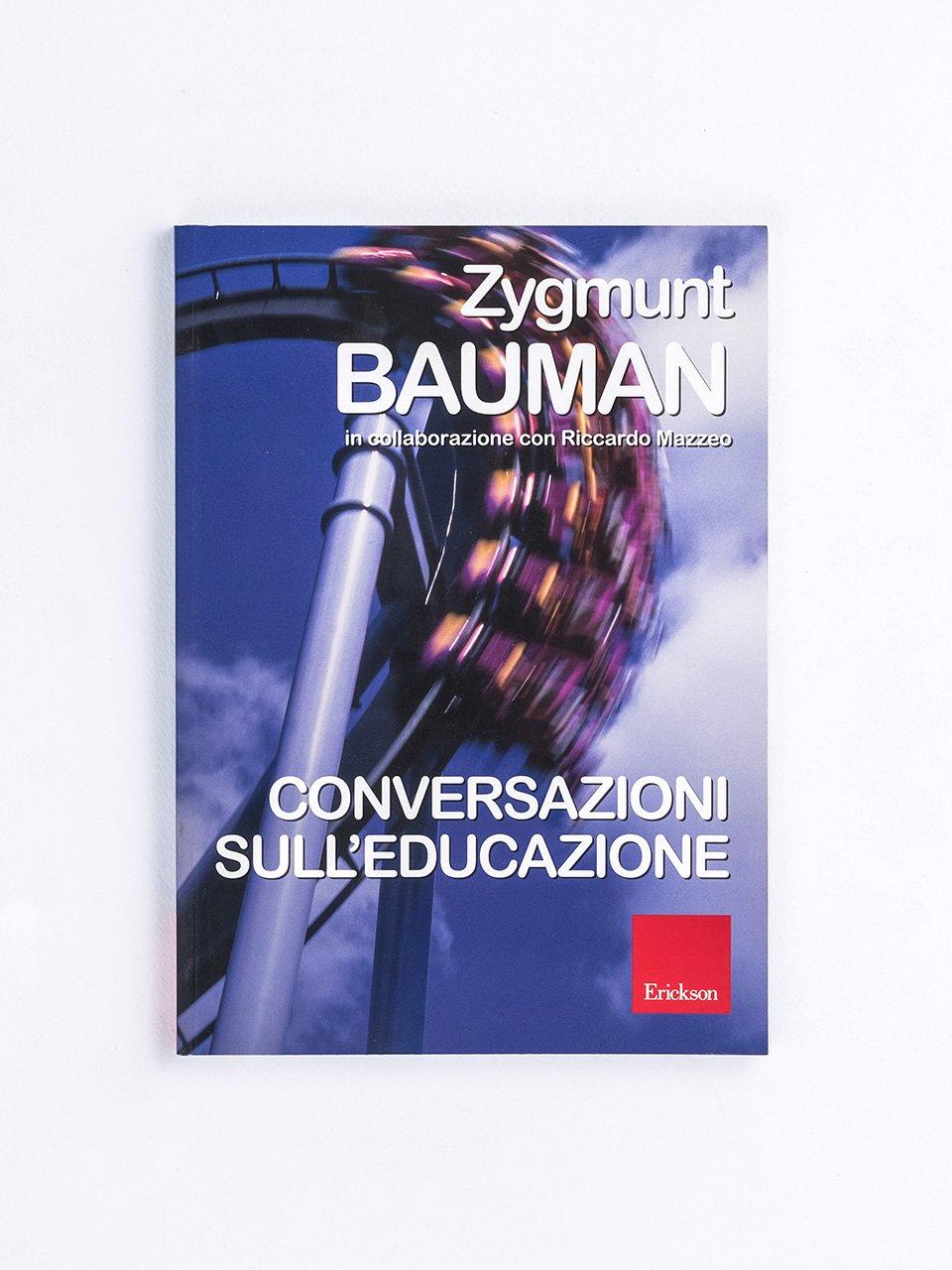 Conversazioni sull'educazione - Libri - Erickson