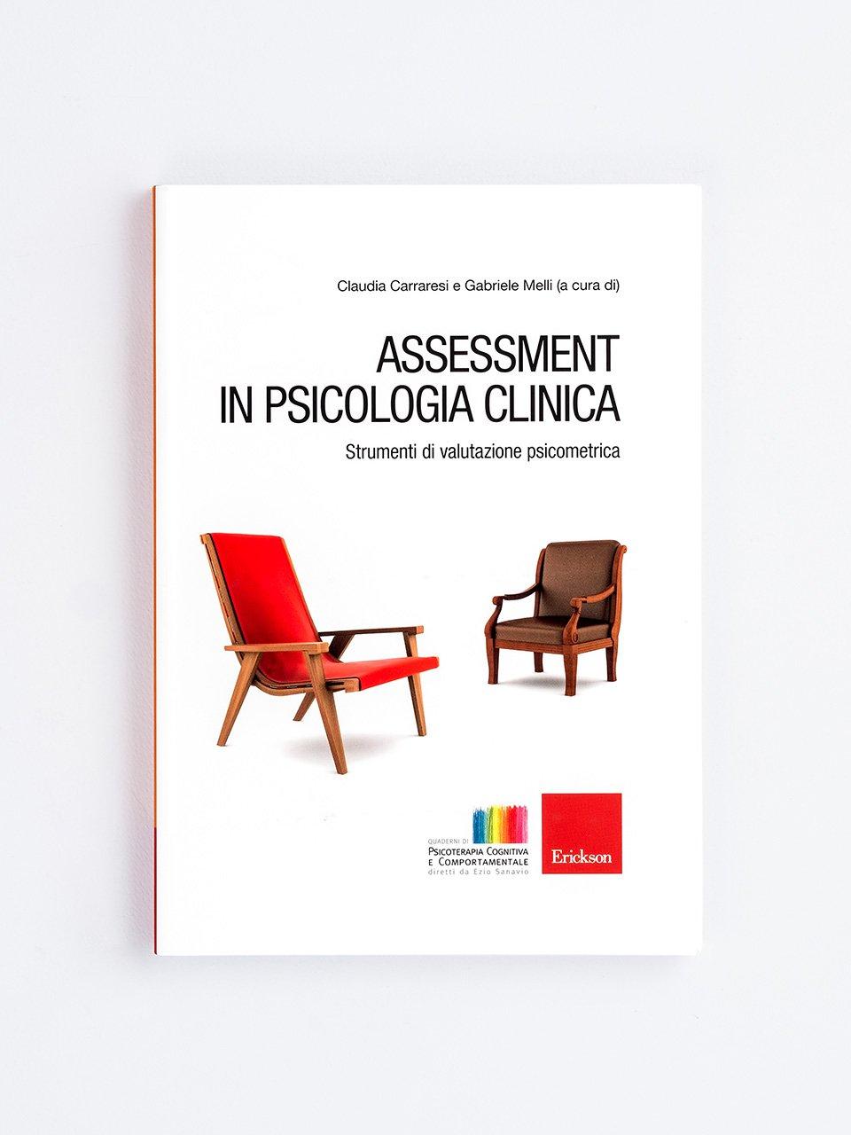 Assessment in psicologia clinica - Affrontare l'ipocondria - Erickson