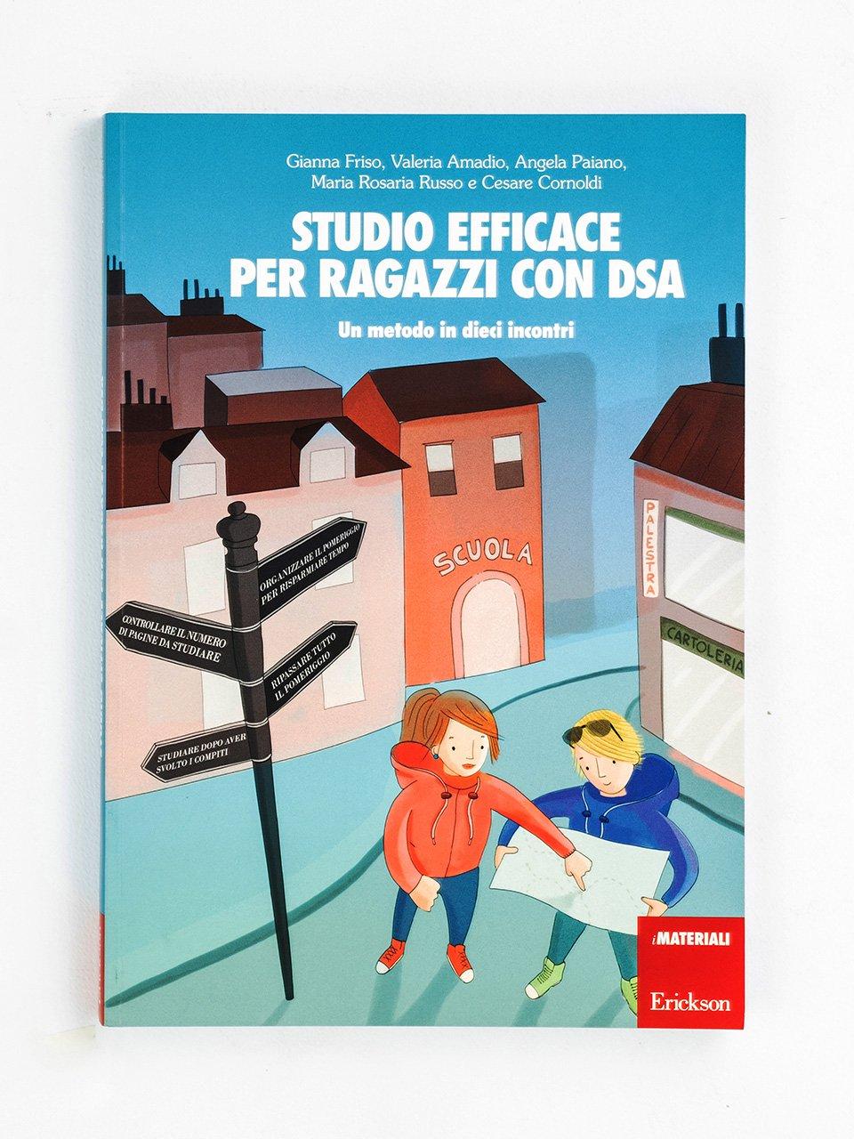 Studio efficace per ragazzi con DSA - Conosco il mondo con la LIS - Libri - Erickson