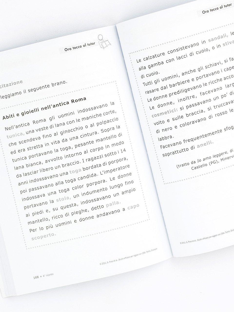 Studio efficace per ragazzi con DSA - Libri - Erickson 2