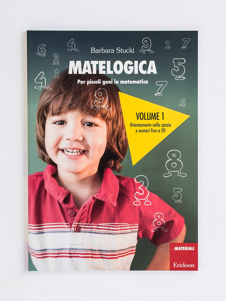 MATELOGICA - Volume 1 - Le coppie minime - Volume 2 - Libri - App e software - Erickson