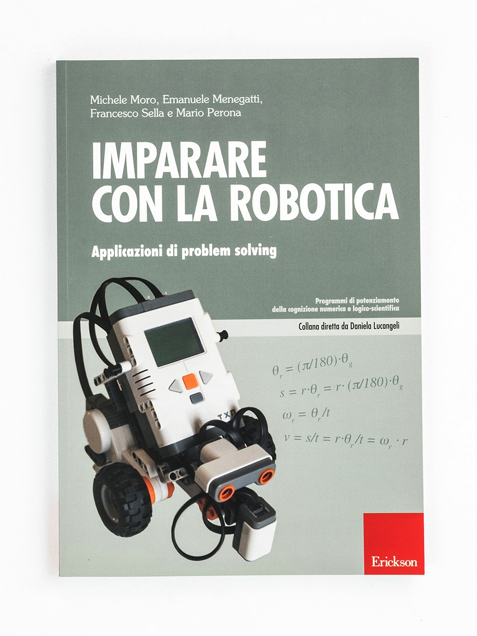 Imparare con la robotica - Teacher Education Agenda - Libri - Erickson