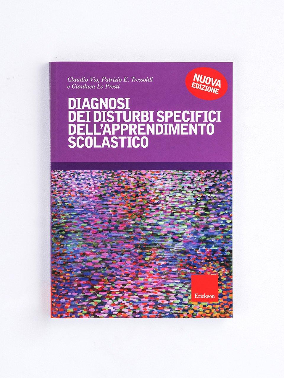 Diagnosi dei disturbi specifici dell'apprendimento scolastico - Educare all'espressione artistica - Libri - Erickson