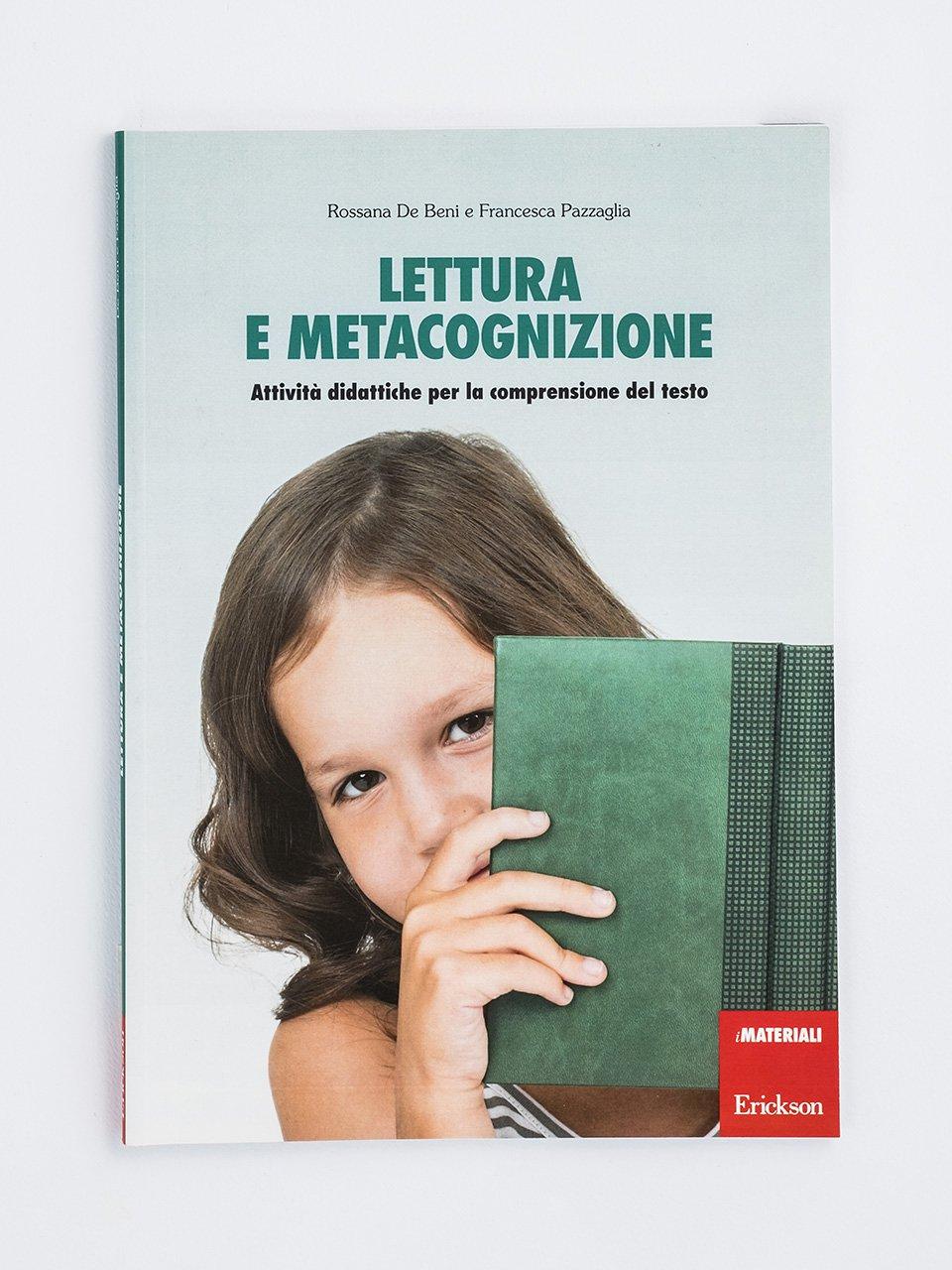 Lettura e metacognizione - Schede per Tablotto (6-8 anni) - Parole e frasi st - Giochi - Erickson