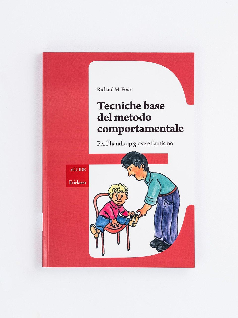 Tecniche base del metodo comportamentale - ICF-CY - Libri - Erickson
