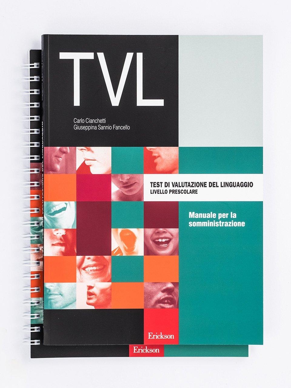 Test TVL - Valutazione del linguaggio - Libri - Strumenti - Erickson