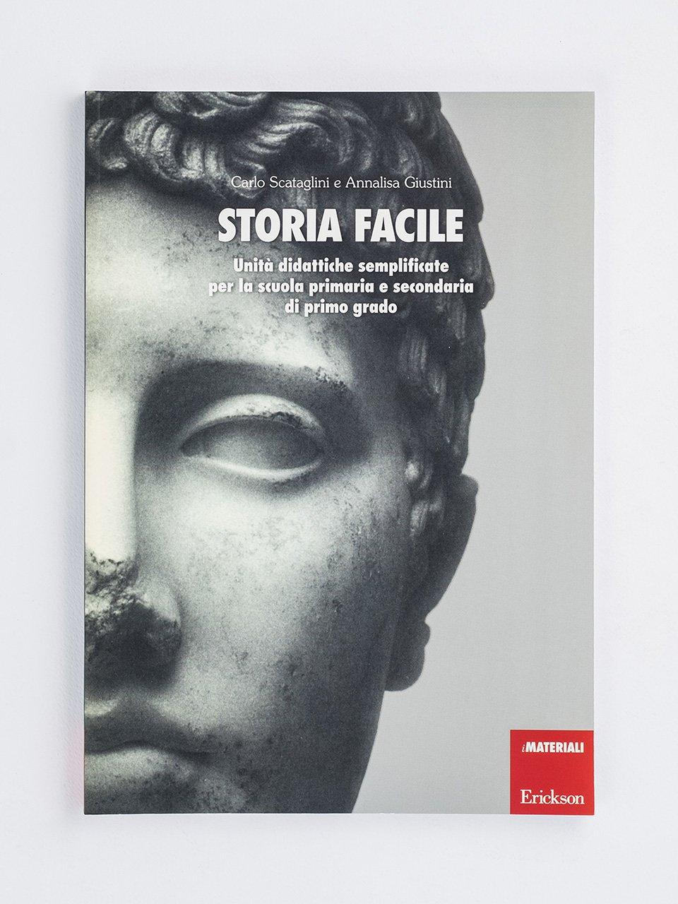 Storia facile - Geografia facile per la classe quinta - Libri - Erickson