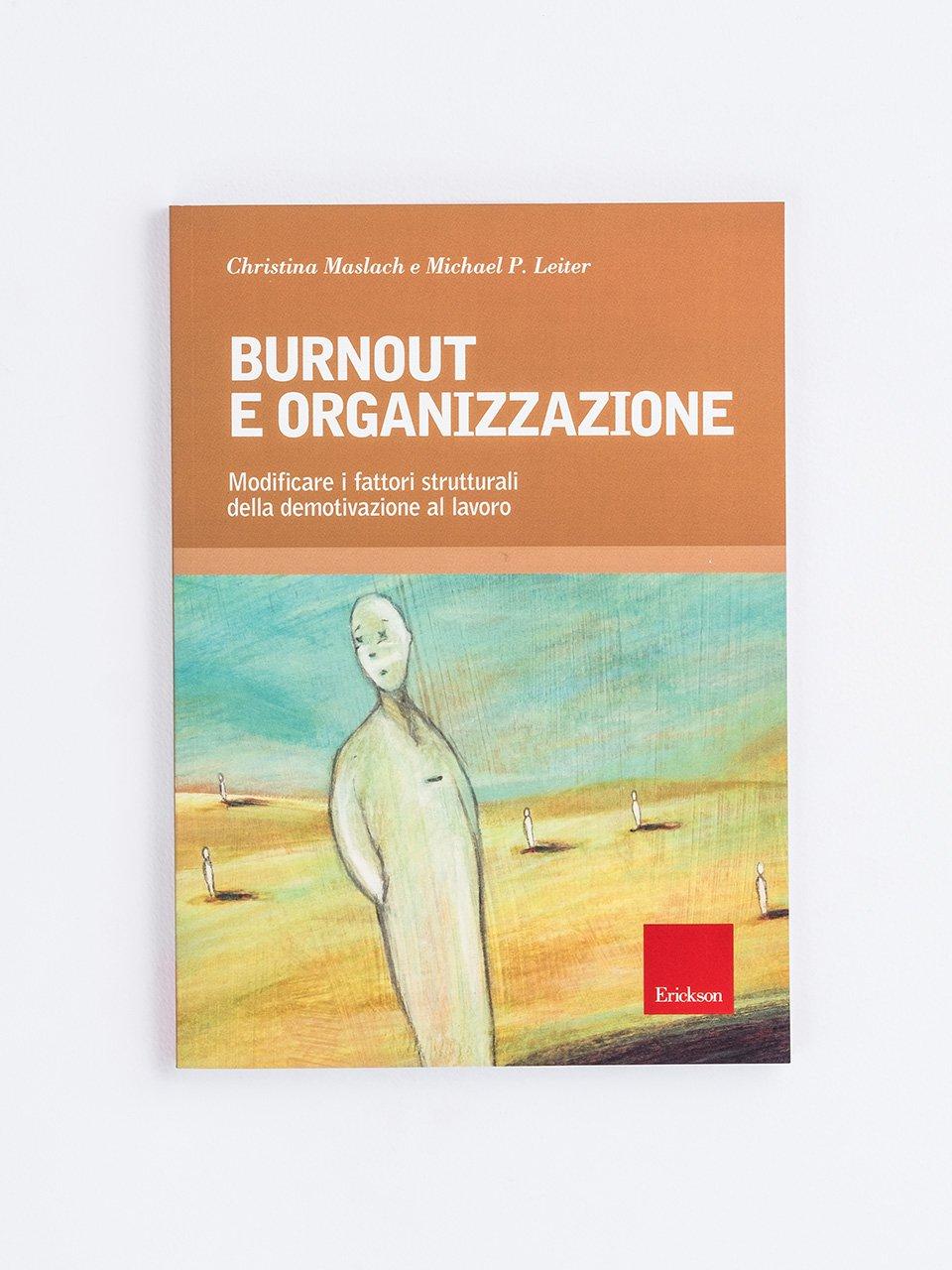 Burnout e organizzazione - Libri - Erickson