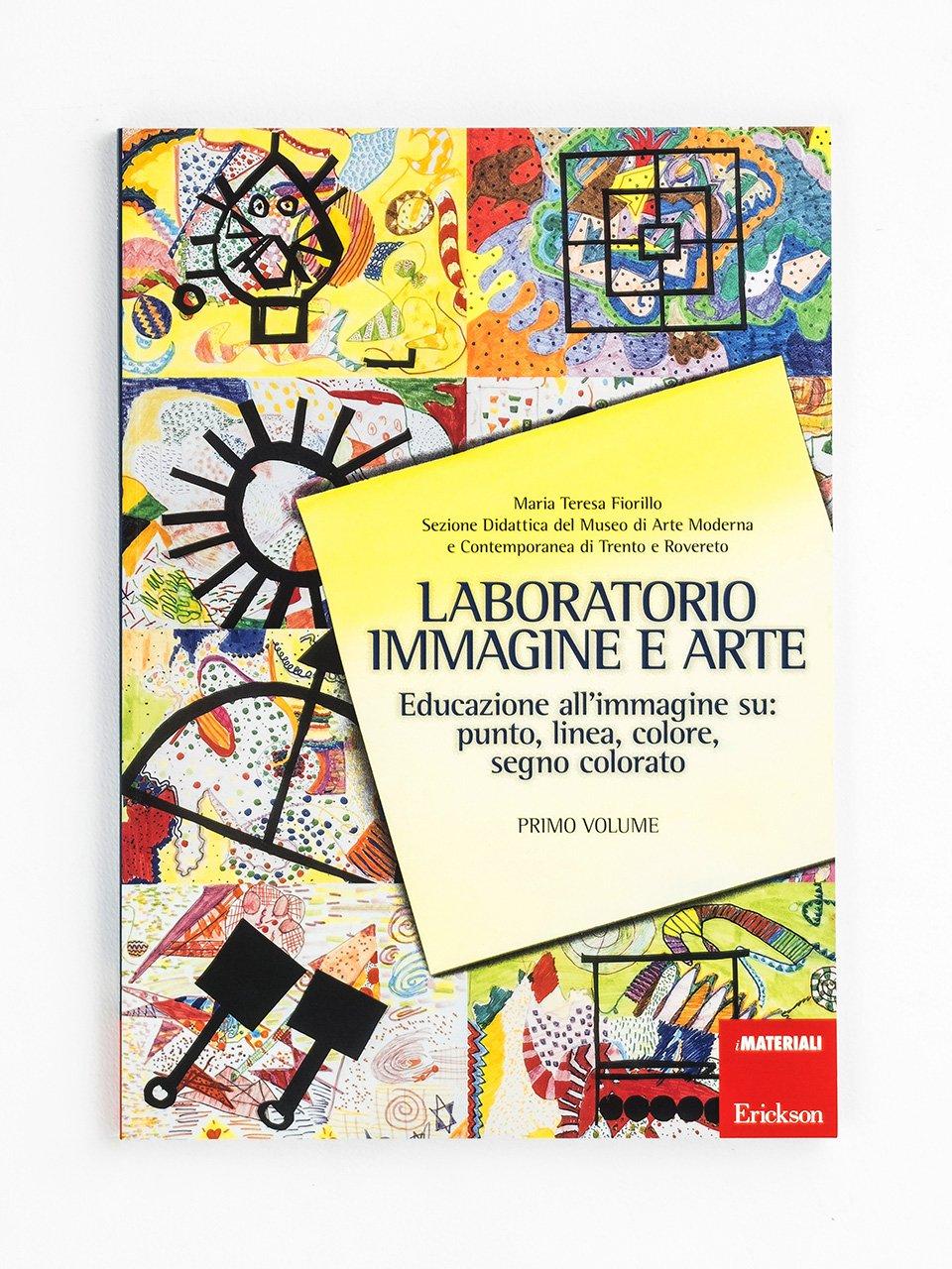 Laboratorio immagine e arte - Volume 1 - Laboratori di creatività per l'autismo - Libri - Erickson