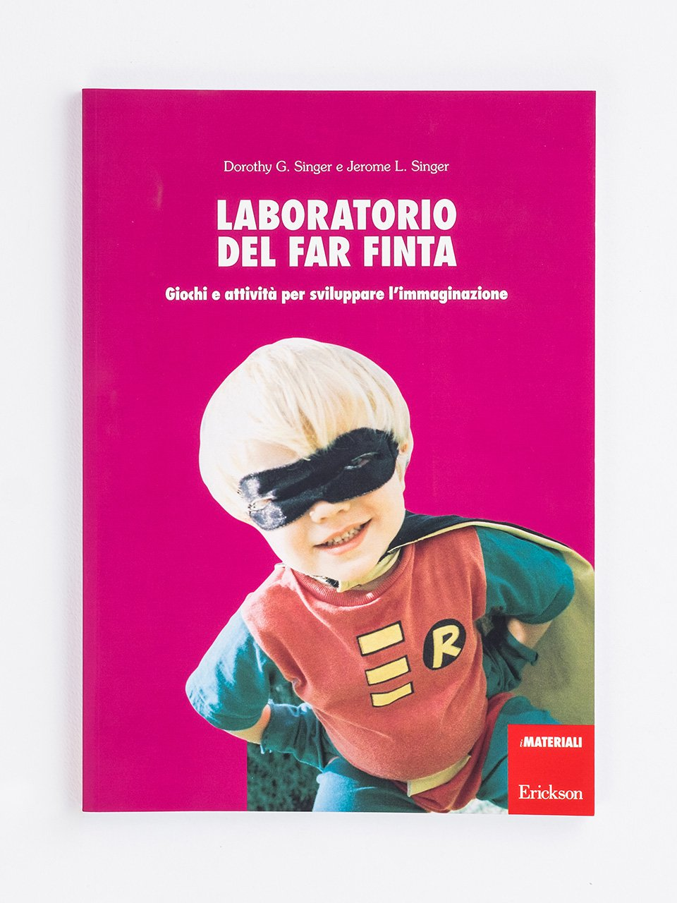 Laboratorio del far finta - Coping Power nella scuola secondaria - Libri - Erickson