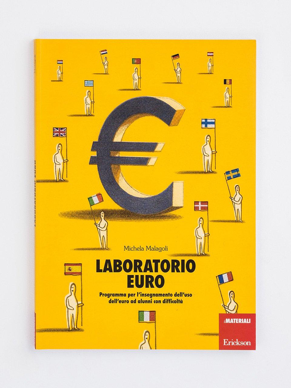 Laboratorio Euro - Imparo a... conoscere i numeri - Libri - Strumenti - Erickson