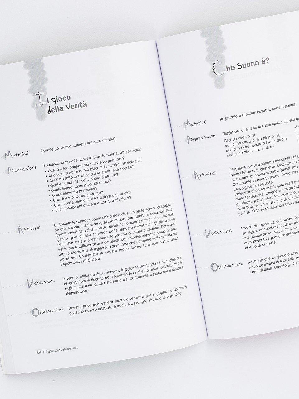 Il laboratorio della memoria - Libri - Erickson 2
