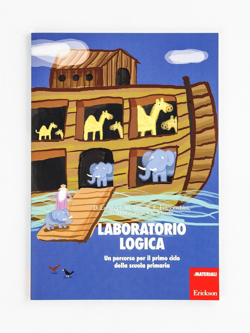Laboratorio logica - Facciamo il punto su... La discalculia - Libri - Erickson