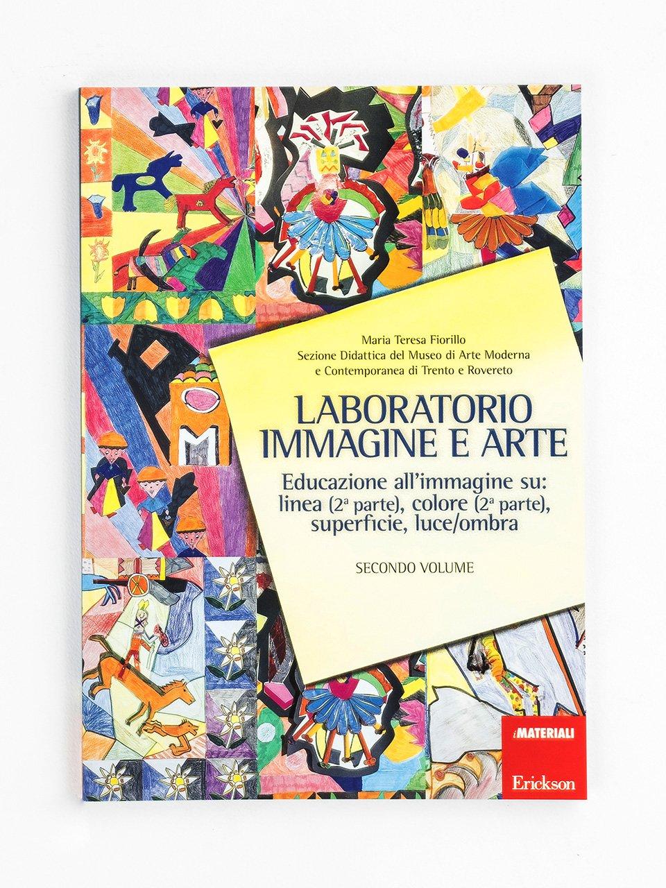 Laboratorio immagine e arte - Volume 2 - Laboratori di creatività per l'autismo - Libri - Erickson