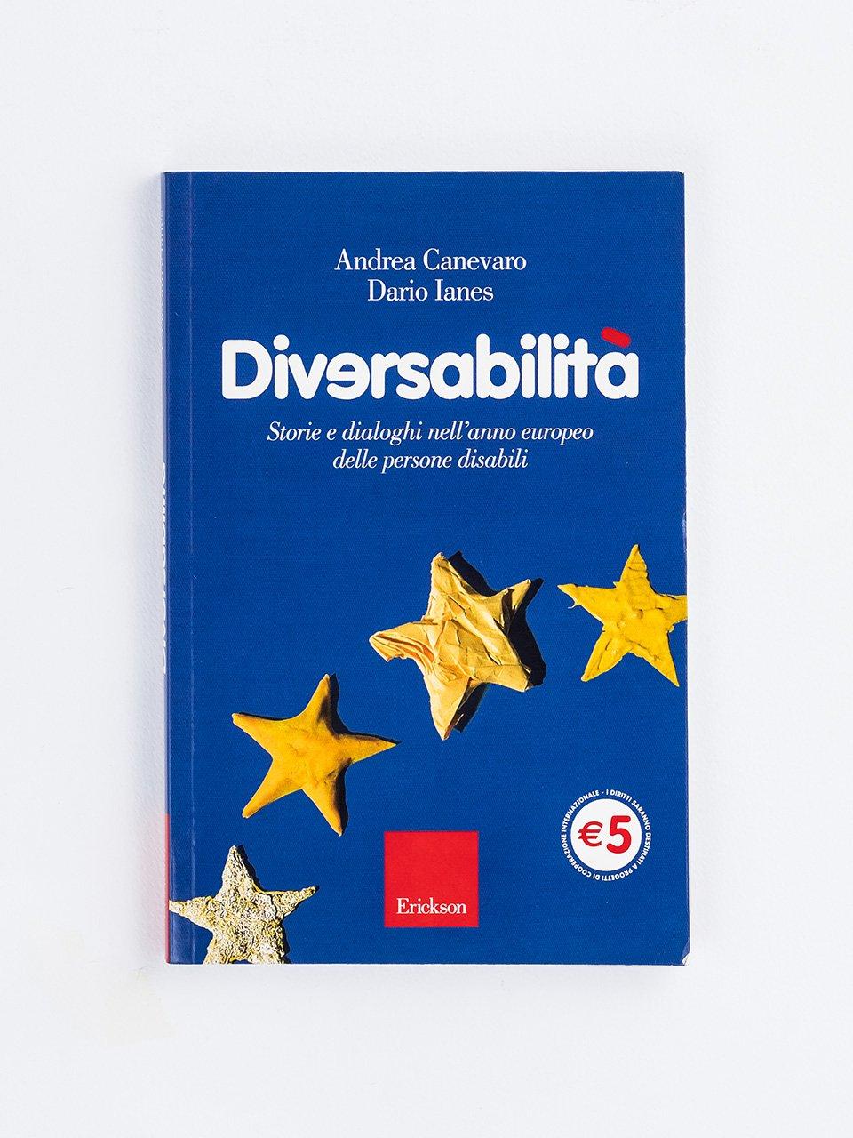 Diversabilità - Disabilità e società - Libri - Erickson