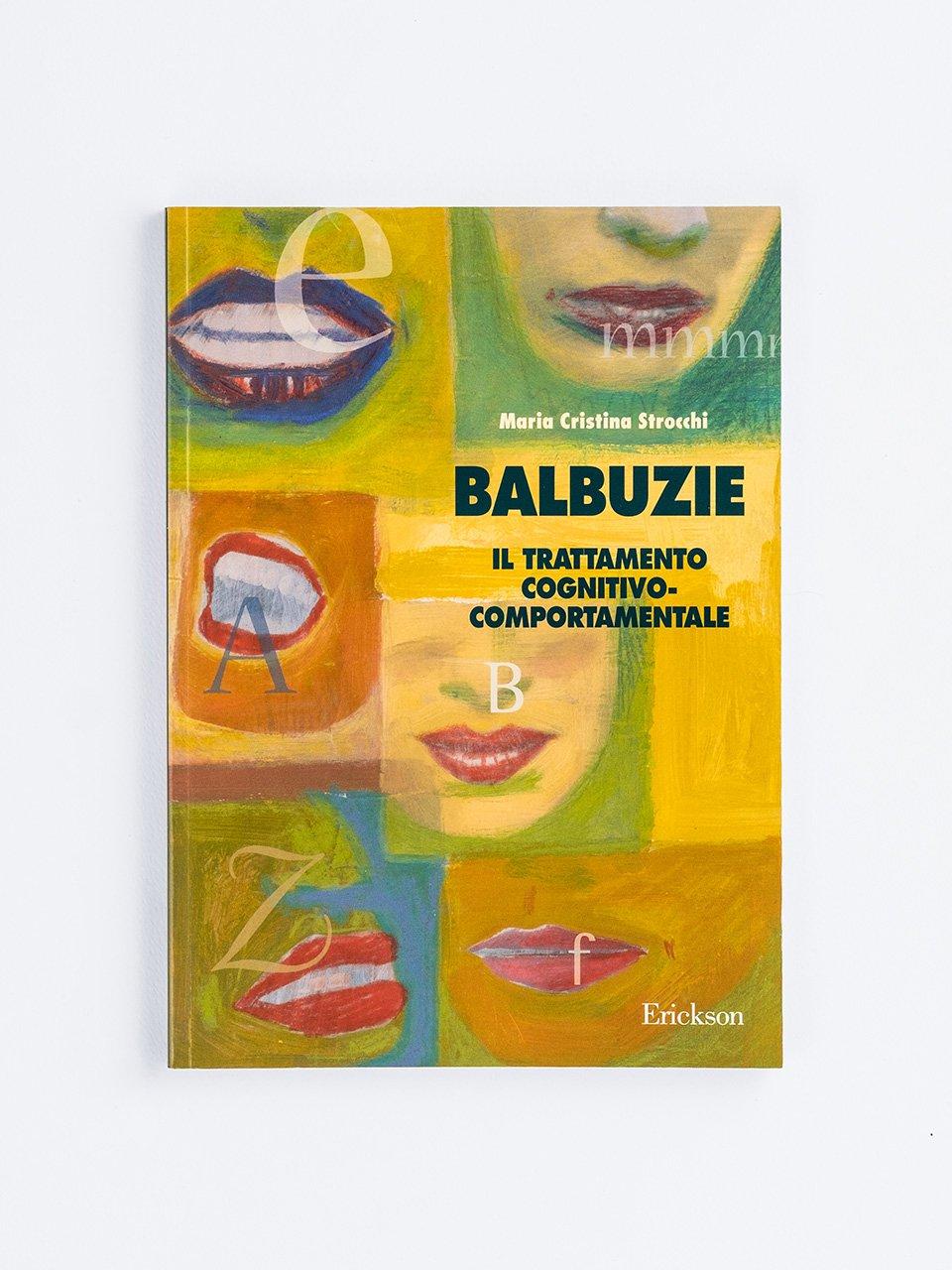 Balbuzie: il trattamento cognitivo-comportamentale - Geriatria - Erickson
