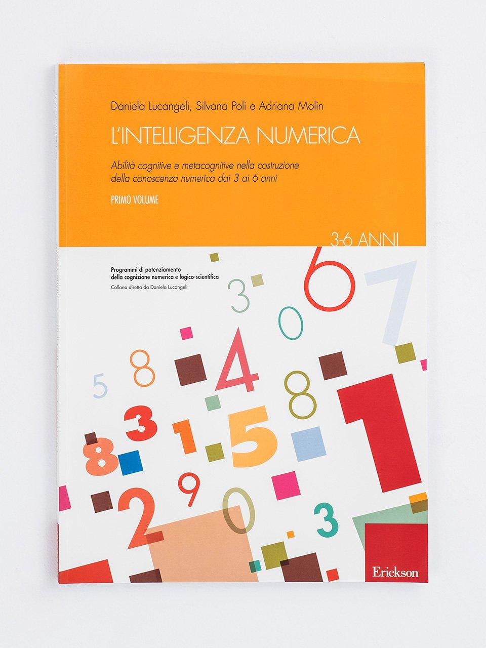 L'intelligenza numerica - Volume 1 - Equivalenze MAXI - Strumenti - Erickson