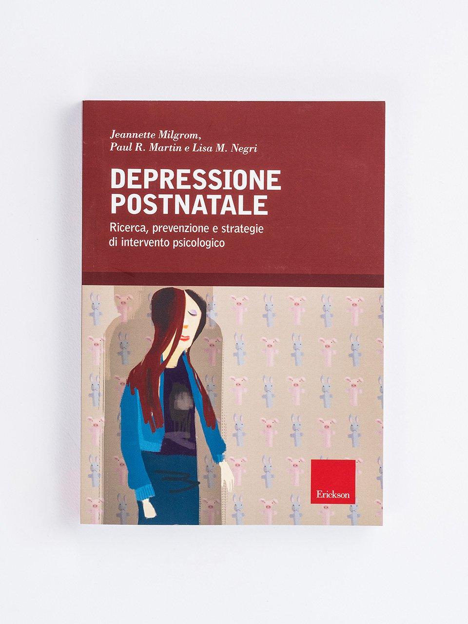 Depressione postnatale - Superare la depressione - Libri - Erickson