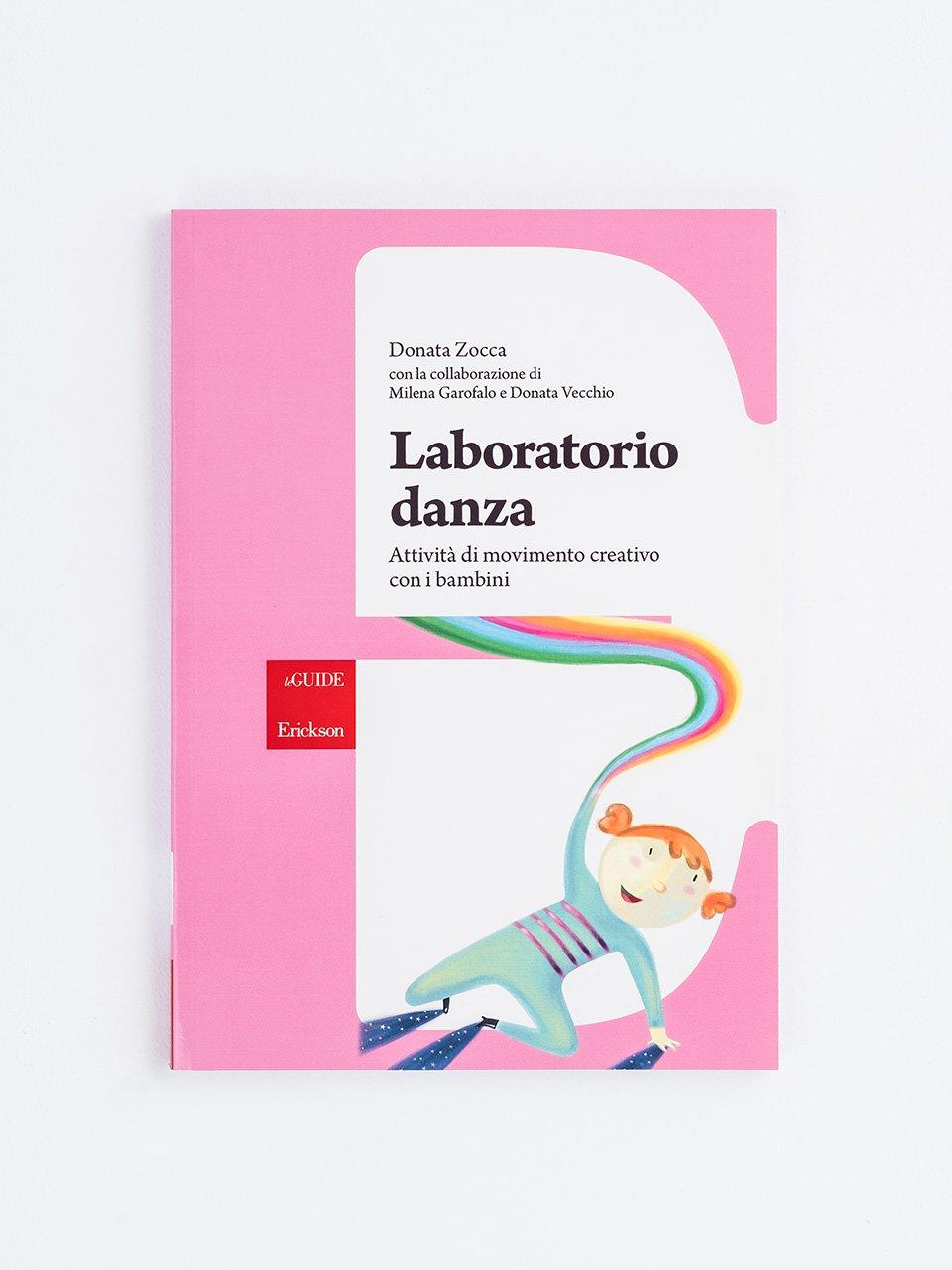 Laboratorio danza - Benessere yoga per bambini - Libri - Erickson