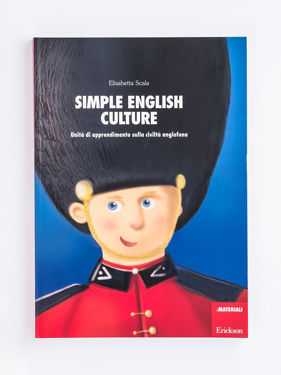 Simple English Culture - Français facile - Libri - App e software - Erickson