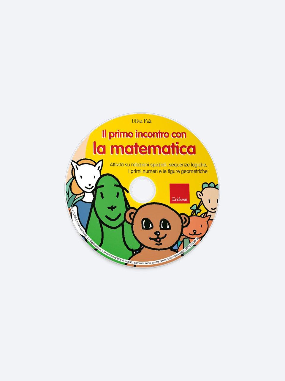 Il primo incontro con la matematica - Informatica facile - Volume 2 - Libri - Erickson