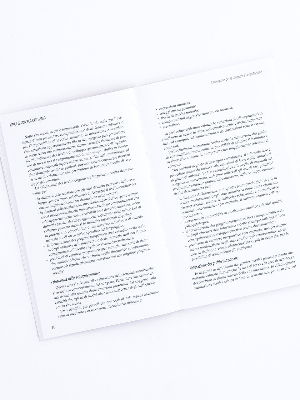 Linee guida per l'autismo - Libri - Erickson 2