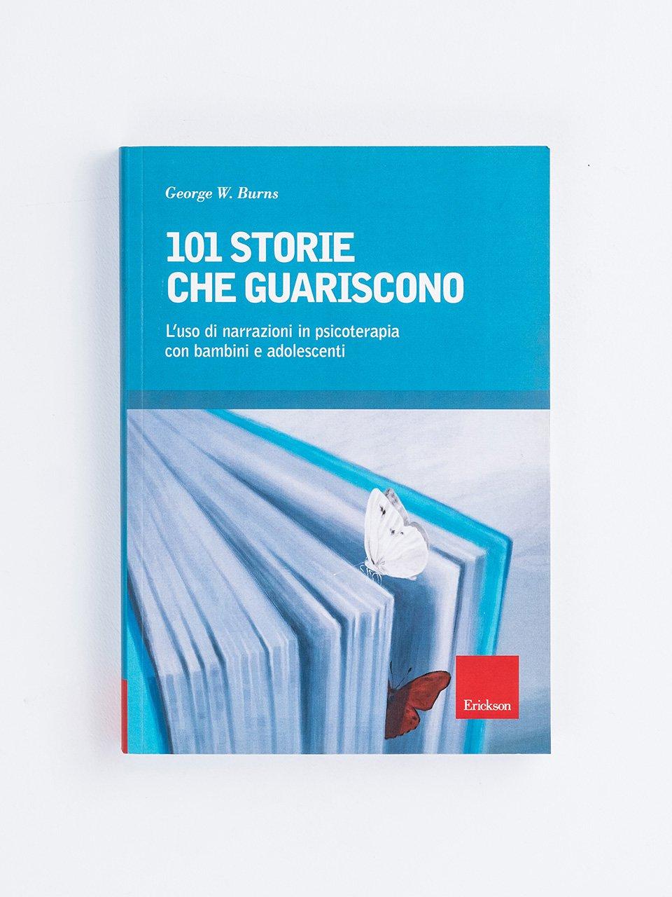101 storie che guariscono - Psicologia della salute - Libri - Erickson
