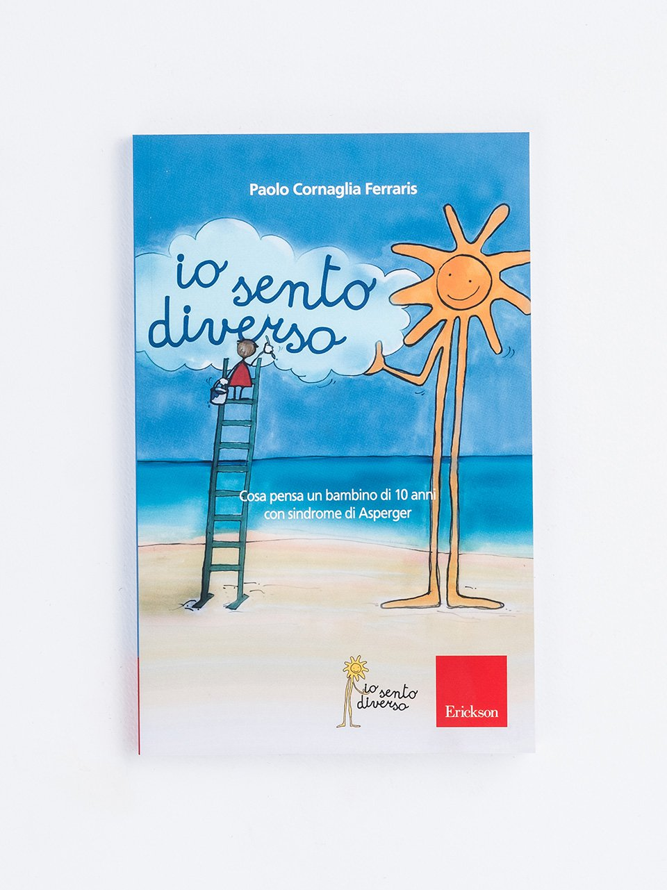 Io sento diverso - Parent training nell'autismo - Libri - Erickson