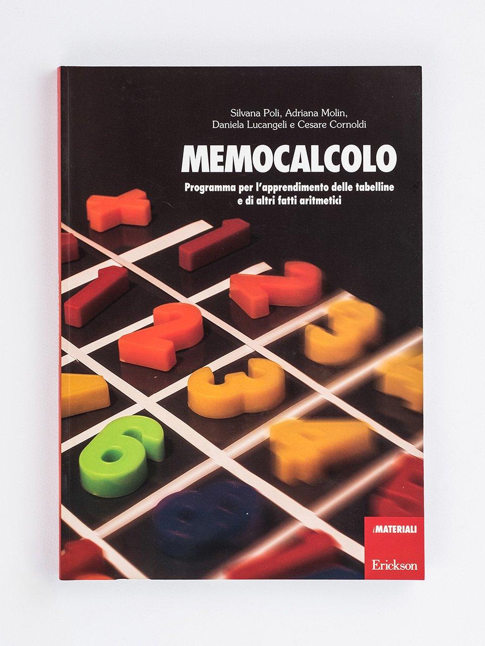 Memocalcolo - Test ABCA - Abilità di calcolo aritmetico - Libri - Erickson