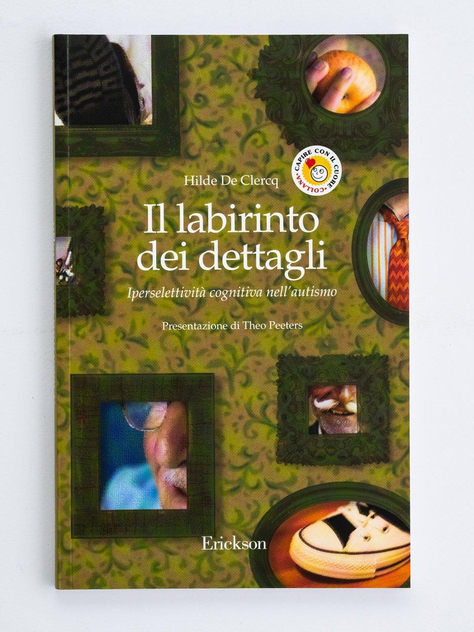 Il labirinto dei dettagli - Storie di straordinaria dislessia - Libri - Erickson