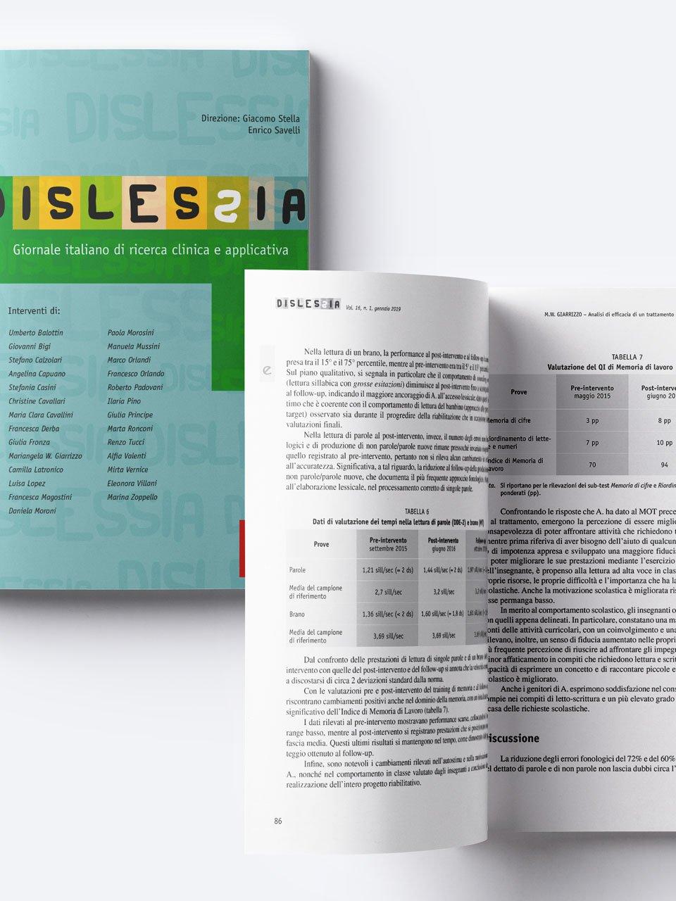 Dislessia - Psicologia dello sviluppo - Libri - Erickson