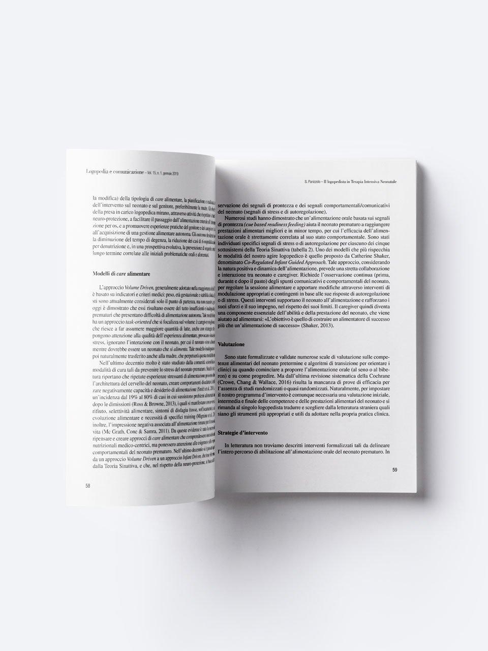 Logopedia e comunicazione - Riviste - Erickson 2