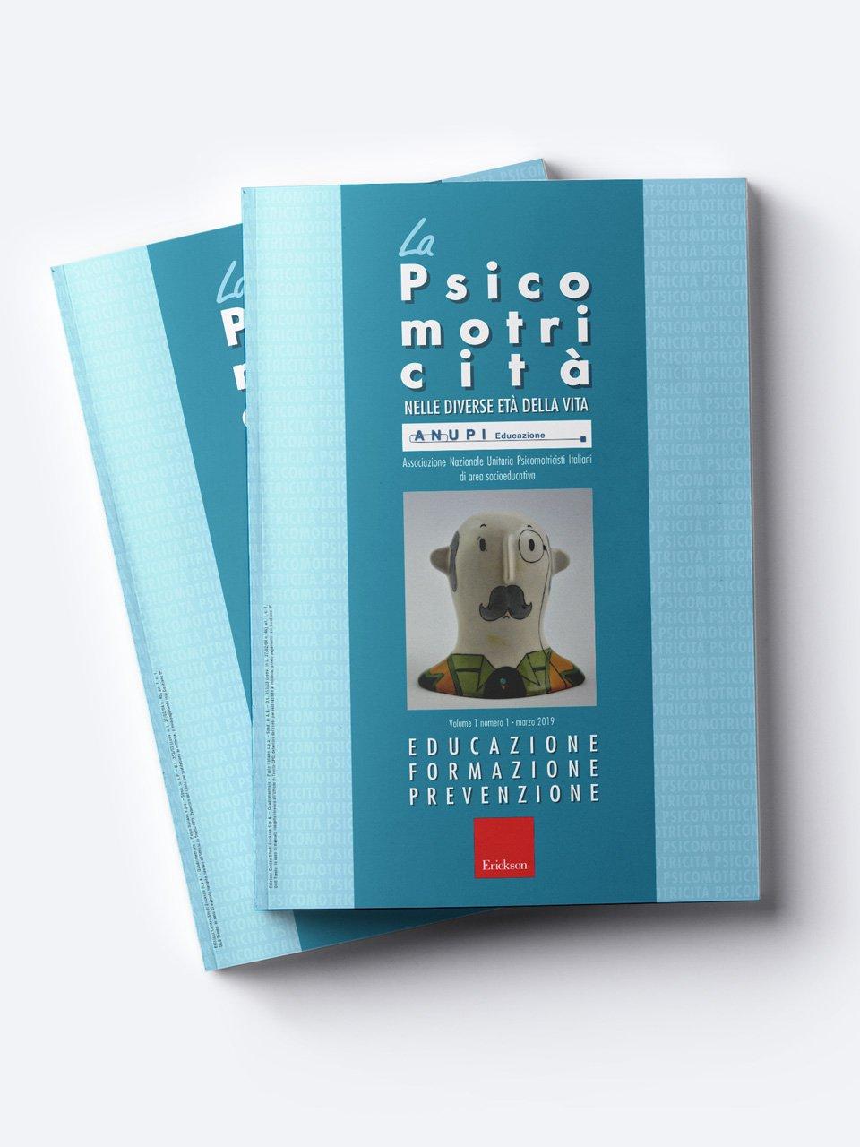 La Psicomotricità nelle diverse età della vita - Un mondo possibile - Libri - Erickson