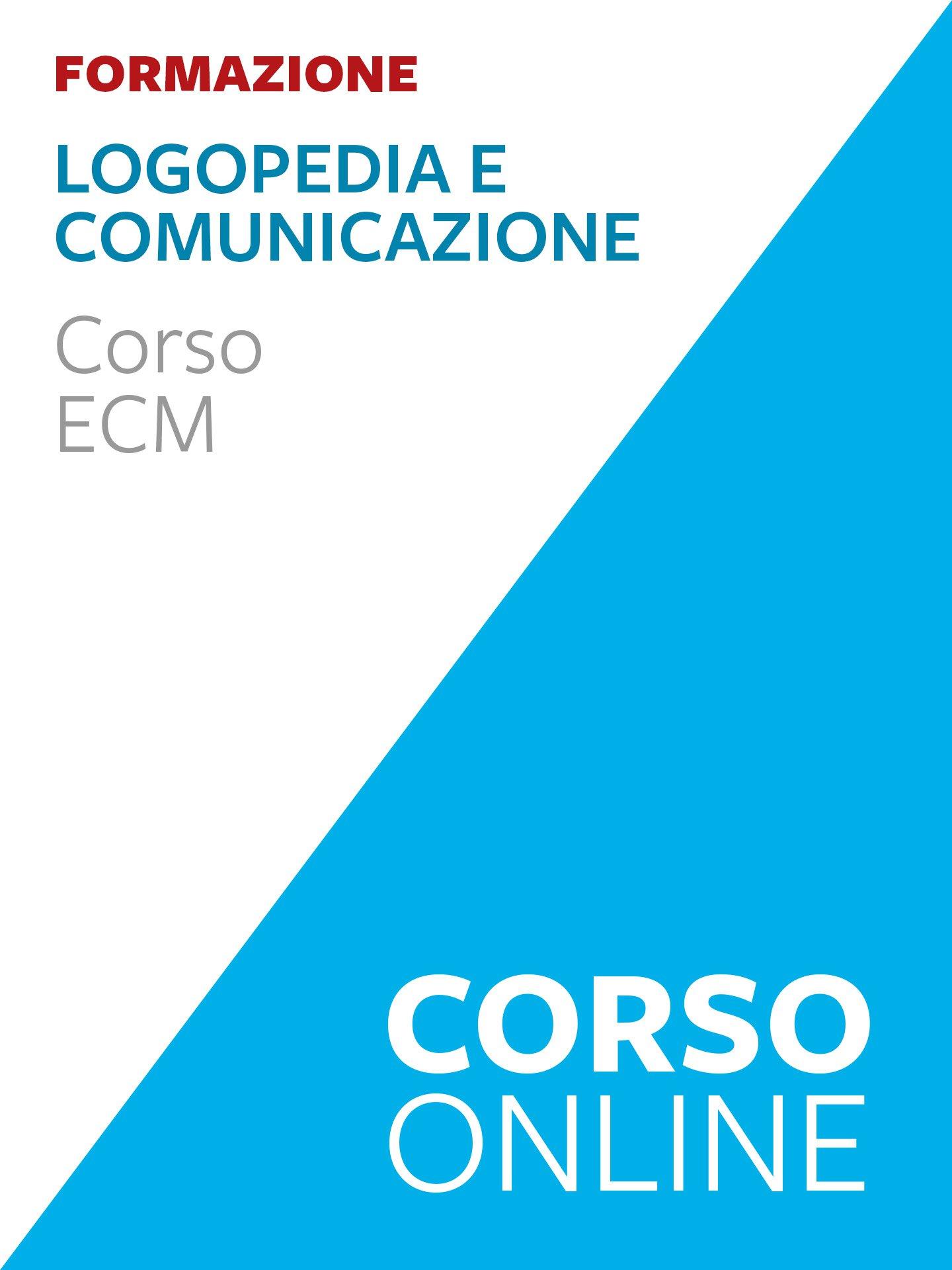 Logopedia e comunicazione - corso online 25 ECM Iscrizione Corso online + ECM - Erickson Eshop