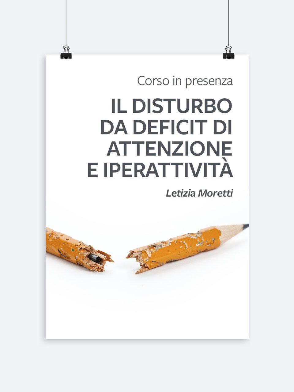 Il Disturbo da Deficit di Attenzione/Iperattività. Corso base - Erickson: libri e formazione per didattica, psicologia e sociale
