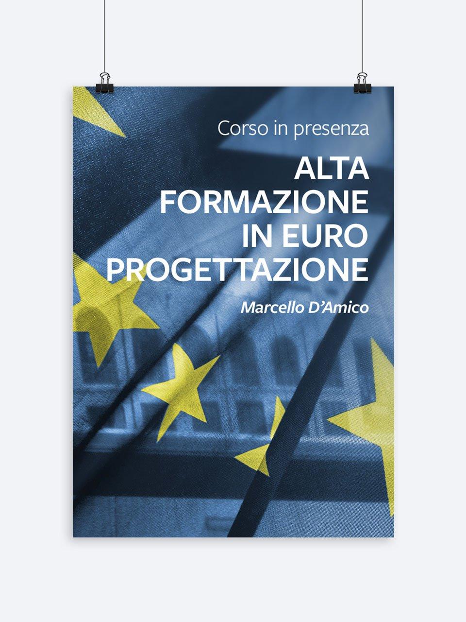 Alta formazione in Europrogettazione - Roma - Corsi in presenza - Erickson