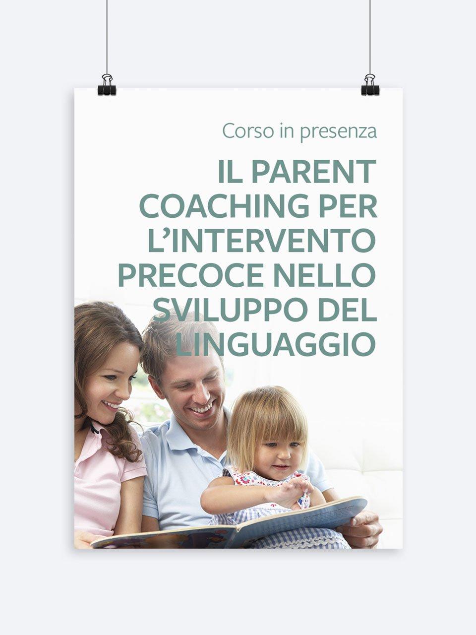 Il Parent Coaching per l'intervento precoce nello  - Formazione - Erickson