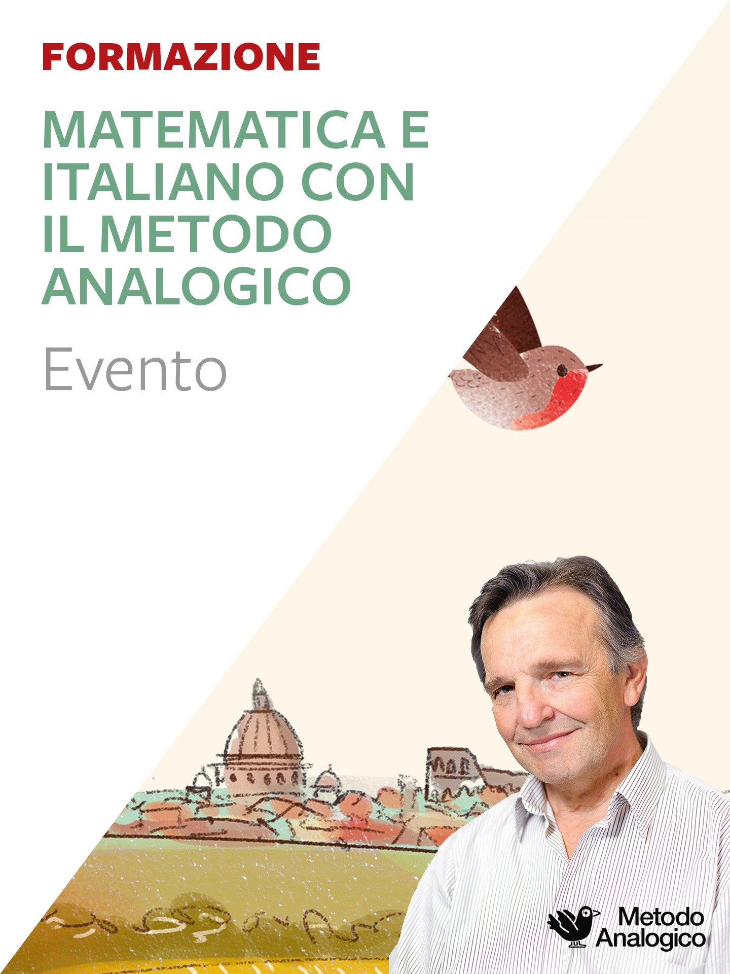 Matematica e italiano con il metodo analogico - Roma - Metodo Analogico Formazione - Erickson
