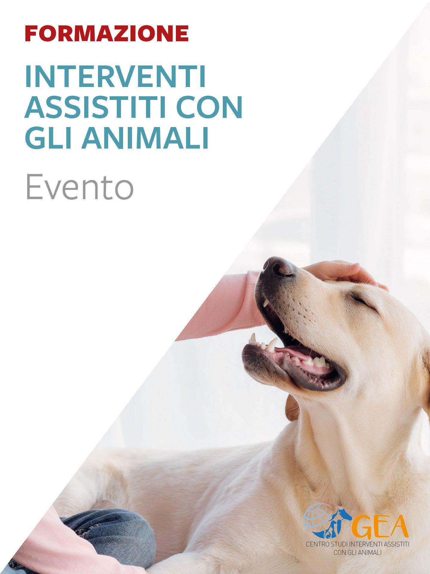 Interventi assistiti con gli animali - Convegni ed Eventi: dove e quando - Erickson