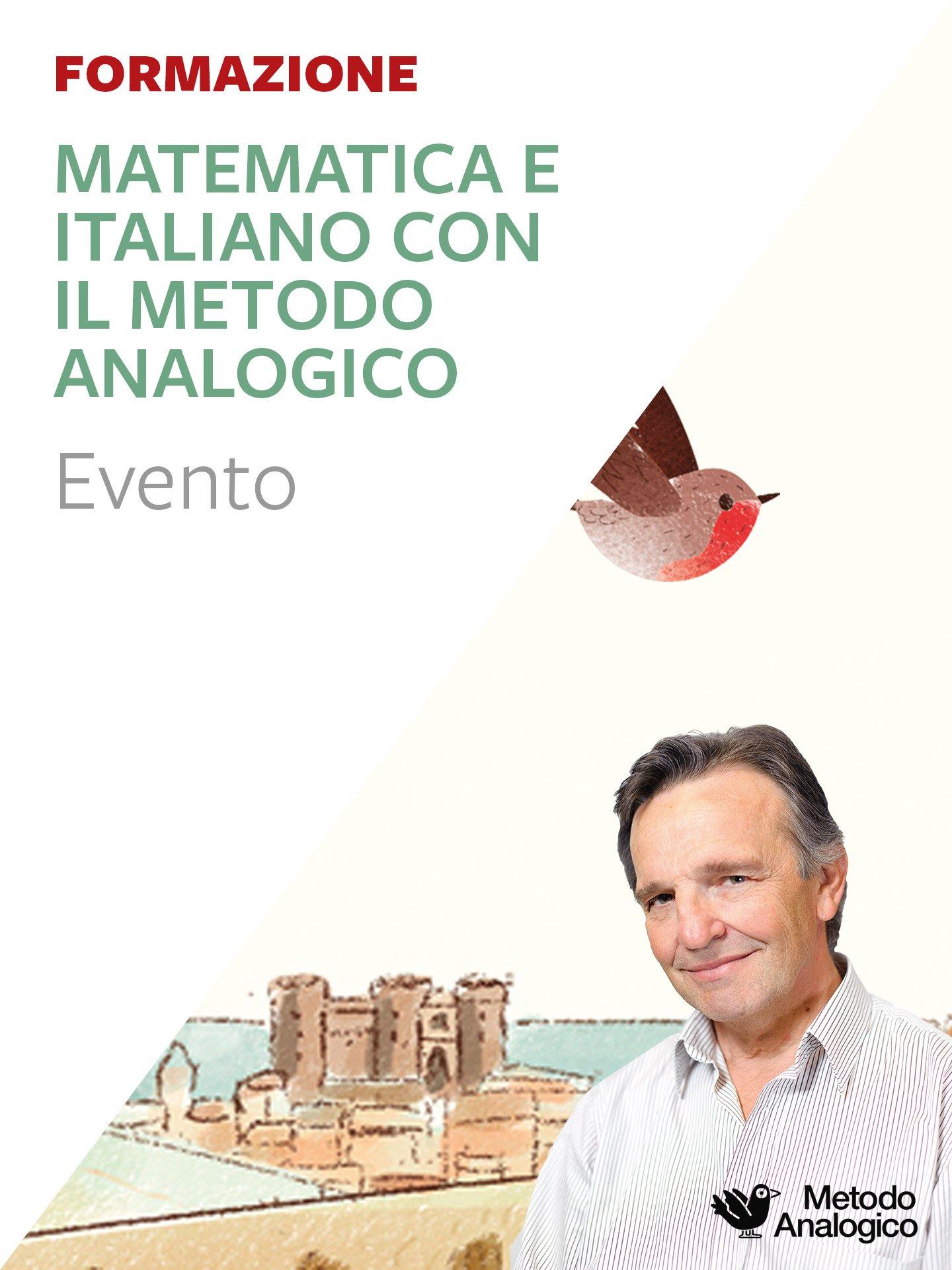 Matematica e italiano con il metodo analogico - Napoli - Metodo Analogico Formazione - Erickson