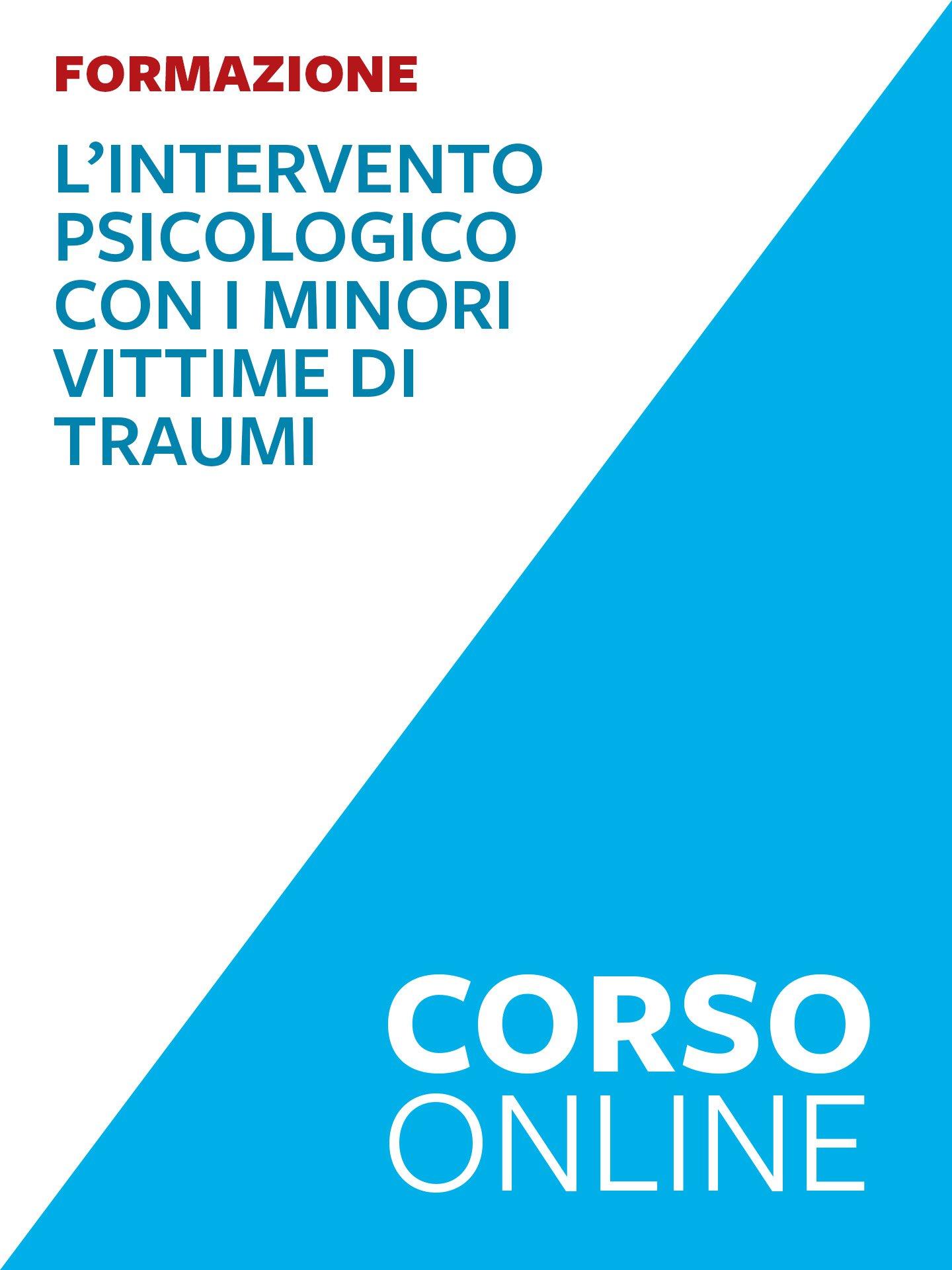 L'intervento psicologico con i minori vittime di traumi - Lavoro sociale - Riviste - Erickson